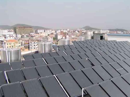 太阳能热水批发