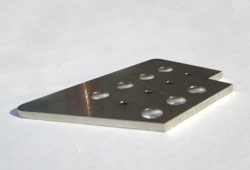 激光金属切割