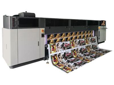 速腾3200UV卷对卷喷印机