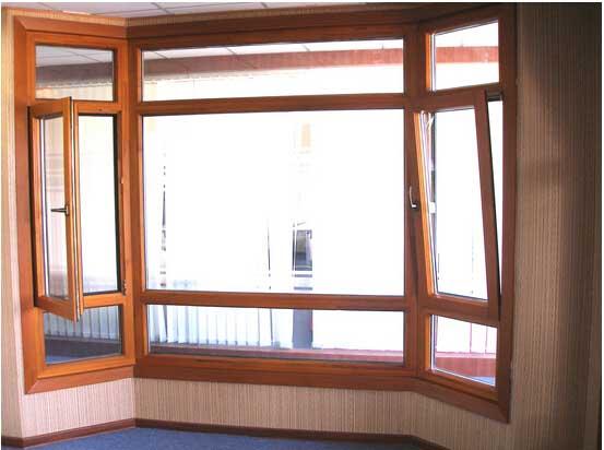 成都铝木结构阳光房