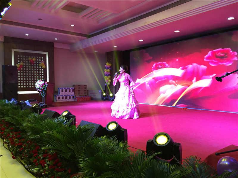 甘肃庆典活动LED屏、舞台灯光租赁