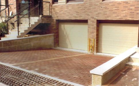 优质陶土广场砖