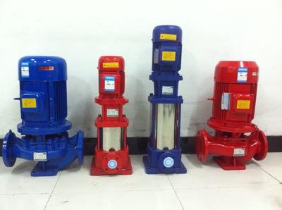 西安消防泵安装