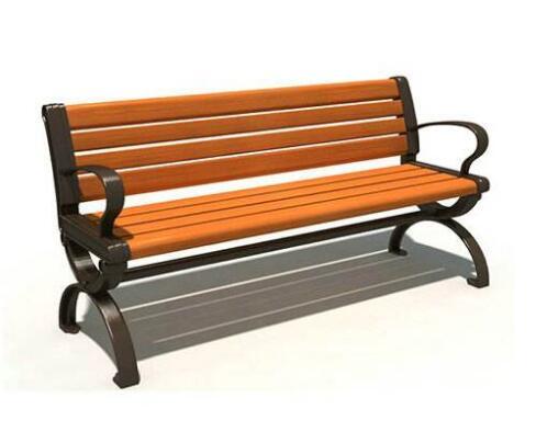 压铸铝休闲椅