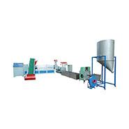 两阶水料排气型挤出造粒机组