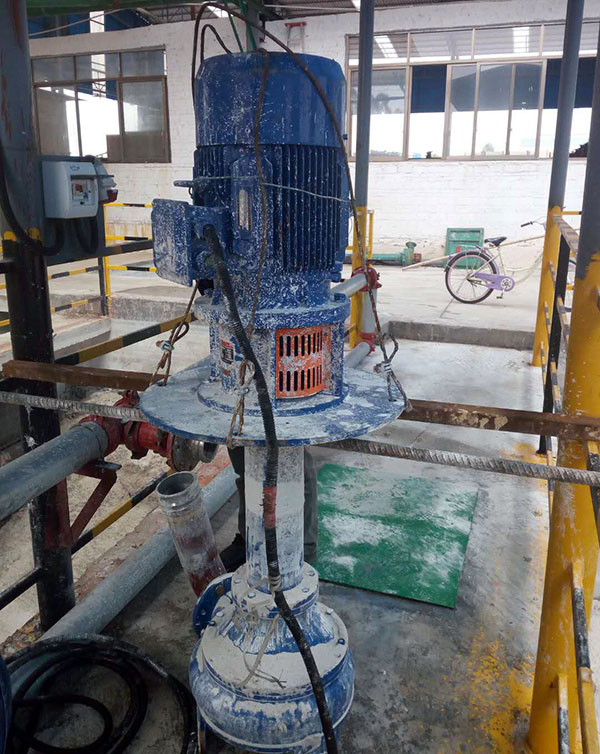耐磨泥浆泵