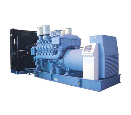 高压型柴油发电机组