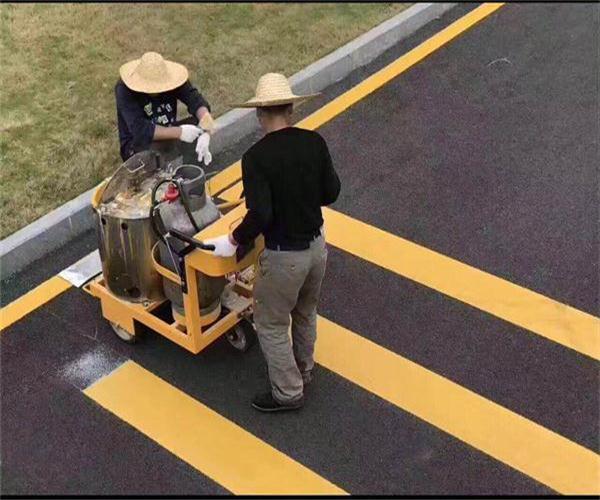 武汉道路划线施工
