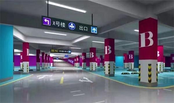 自动停车场系统
