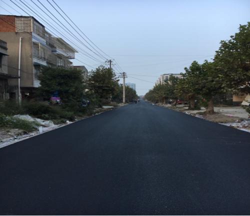 武汉道路刷黑公司