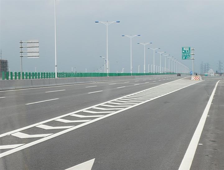 武汉公路施工划线