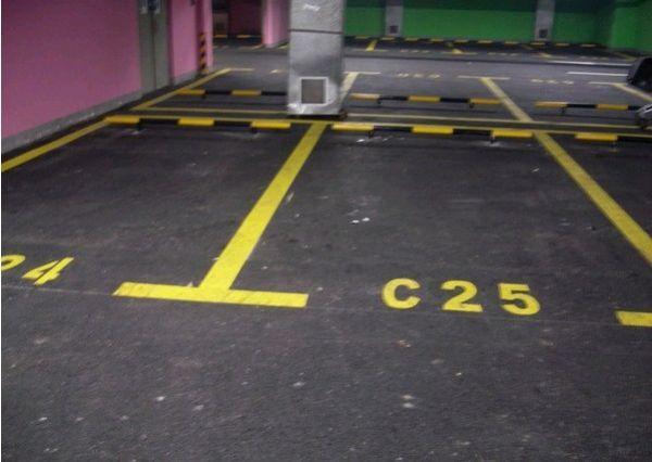 停车位划线公司