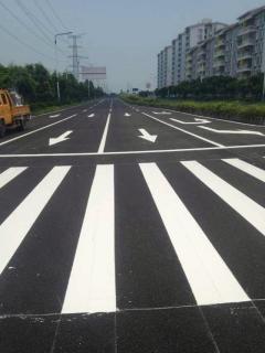 武汉路面划线工程公司