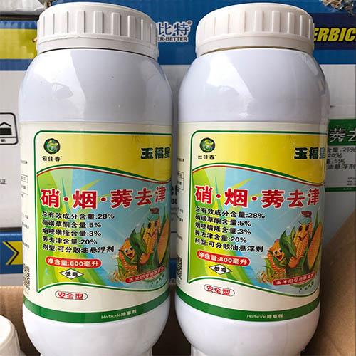 玉福星--玉米田苗后除草剂
