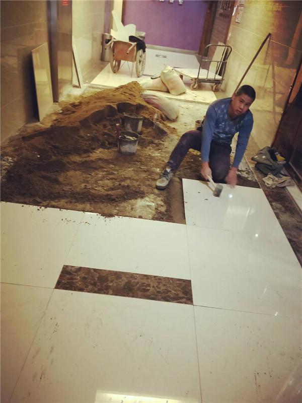 成都石材地砖维修