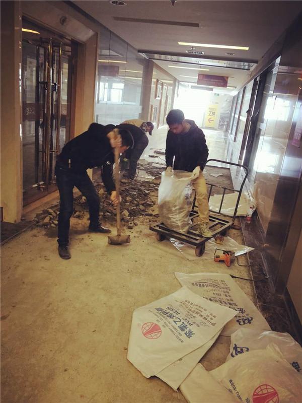 四川石材地砖维修
