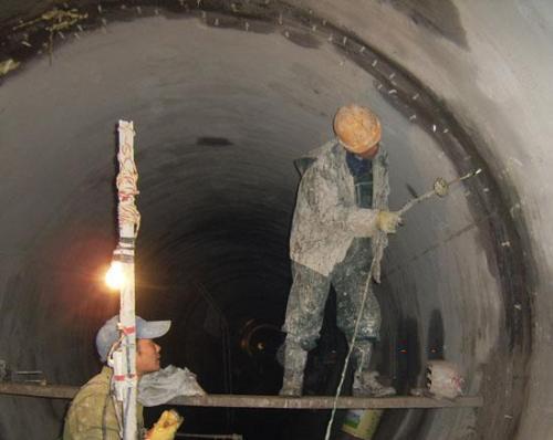 四川隧道缺陷补修