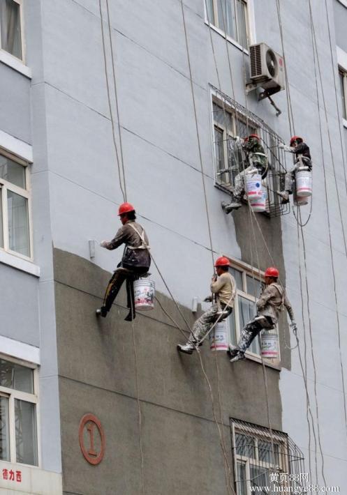 四川外墙翻新