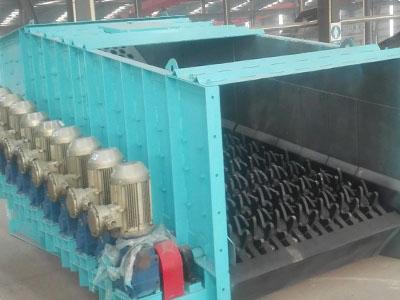 矿用滚轴筛