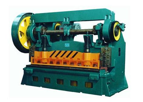 大型机械剪板机