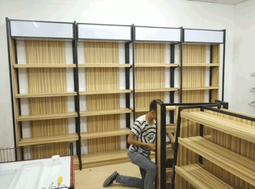 钢木货架生产厂家