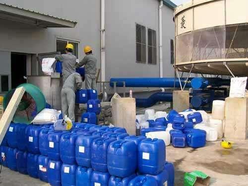 中央空调水系统清洗方法