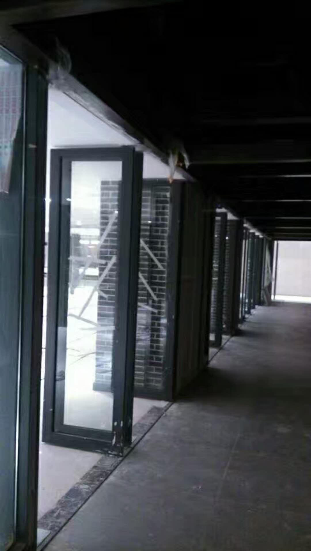 酒店钢化玻璃门