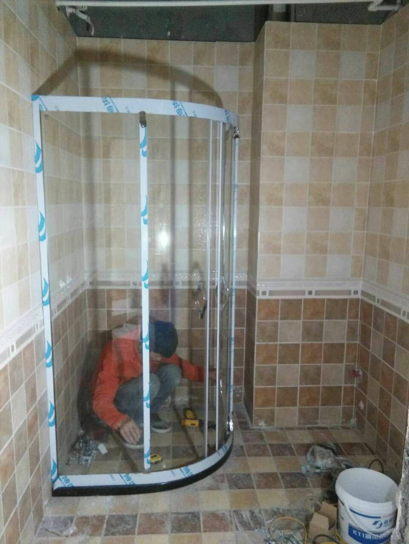防水淋浴隔断