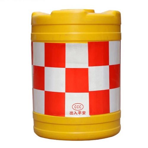 成都防撞桶塑料注水桶