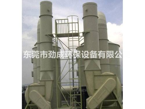 工业废气排放处理