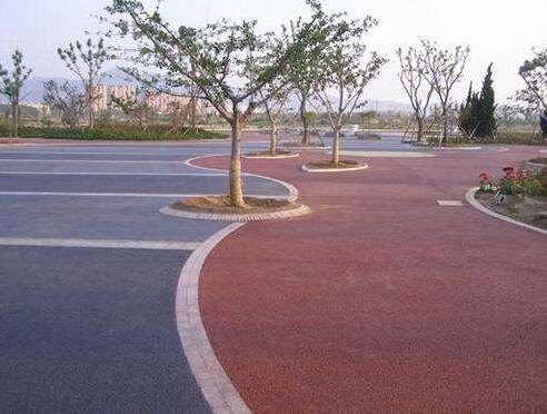 彩色混凝土地坪
