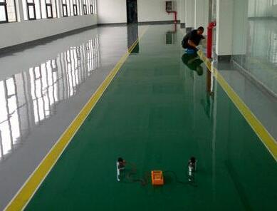 贵州环氧防静电地坪