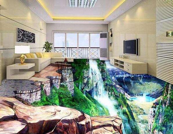 贵阳3D艺术地坪