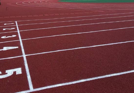 贵州纹理型塑胶跑道