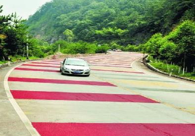 贵州彩色防滑路面材料