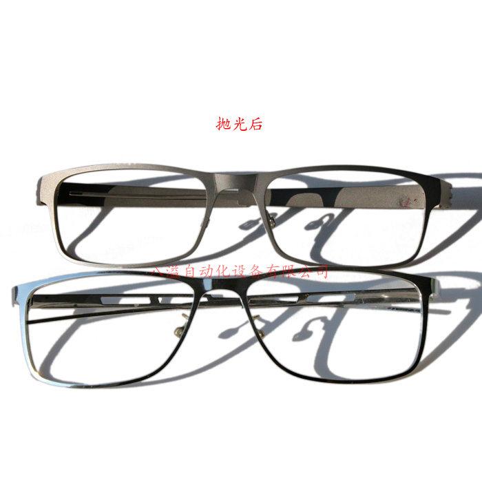 不锈钢眼镜配合效果对比