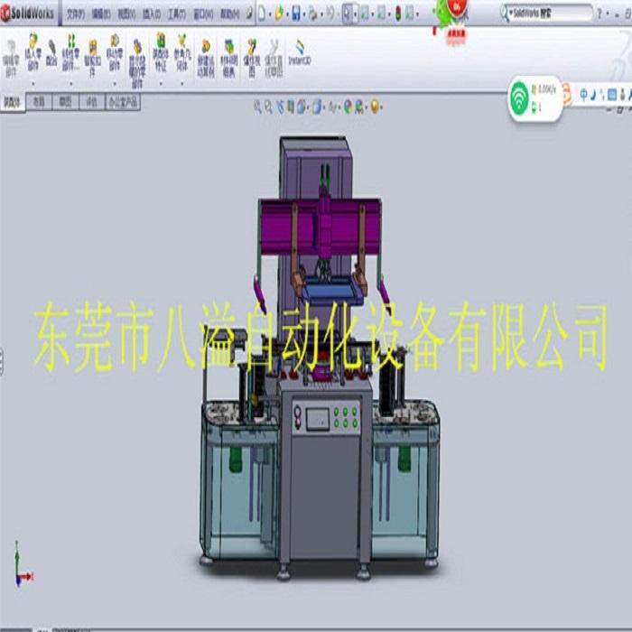 自动印刷机设计图纸