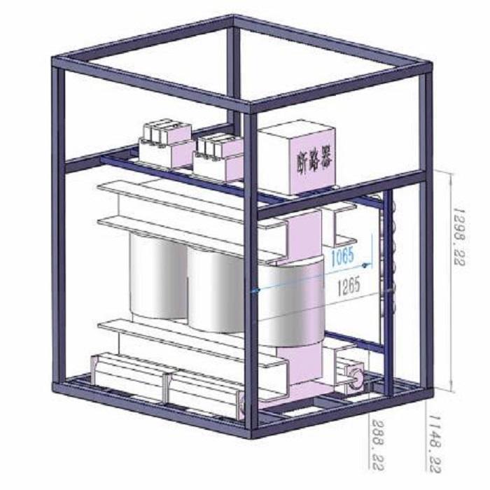 大型变压器电源
