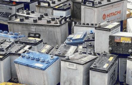 天津电瓶回收
