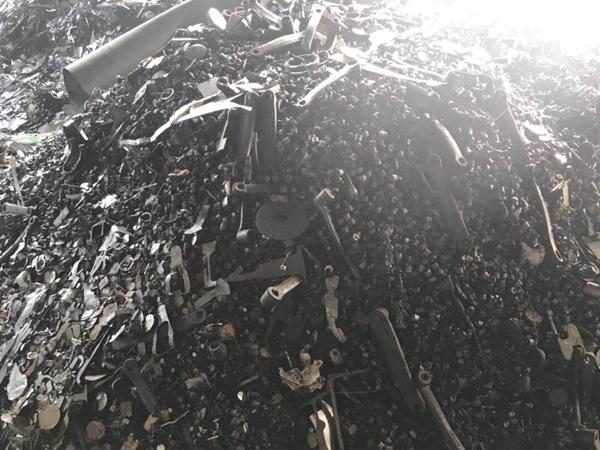 天津废旧钢铁回收