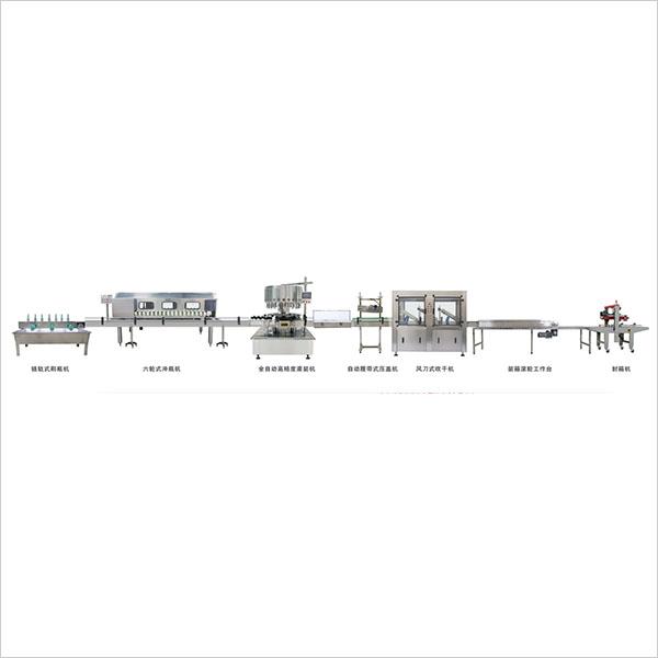 高精度全自动白酒生产线