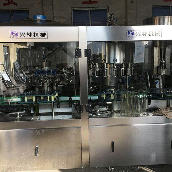 白酒灌装机生产厂家