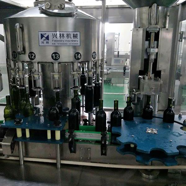 红酒灌装机械