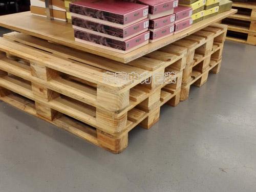 木卡板实木托盘