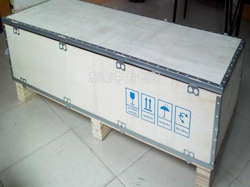 东莞纸箱厂家钢带箱