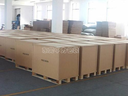 广州纸木一体化包装