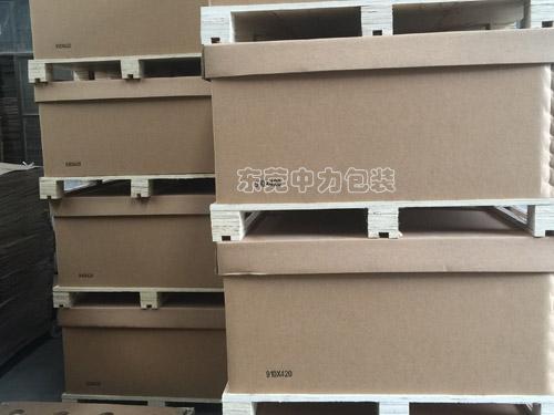 惠州纸木一体化包装