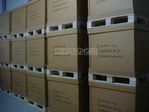 广东纸木一体化包装