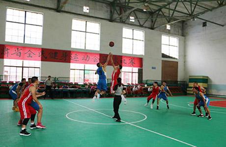 篮球培训与教育