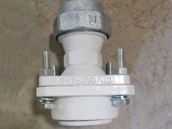 PSP钢塑管扩口管件厂家